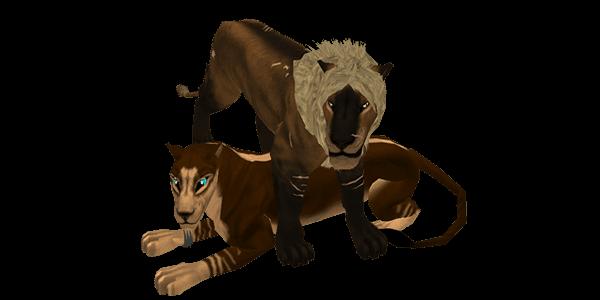 Illustrations d'aide pour le jeu gratuit FeralHeart.