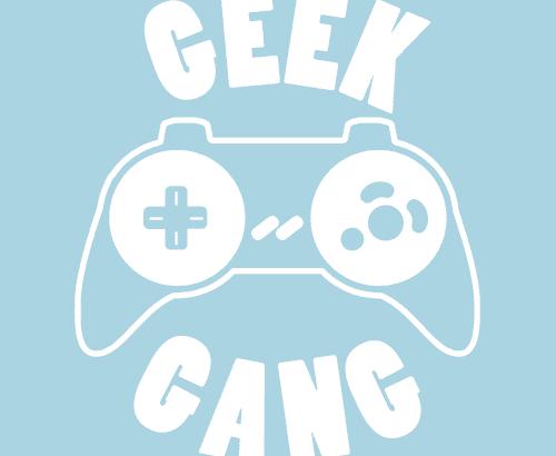 Logotype pour le Geek Gang