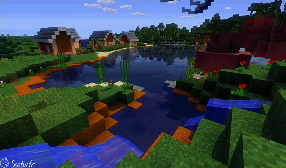 Bassin de Candyland