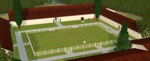 Bâtiment d'élevage de chiens pour Sims 3 en téléchargement