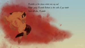 Elizabeth Bathory par Scotis