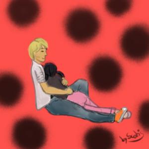 Fan art Miraculous Ladybug