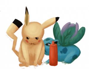 Fan art Pokémon