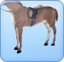 Marquage ombre Sims 3 pour les chevaux