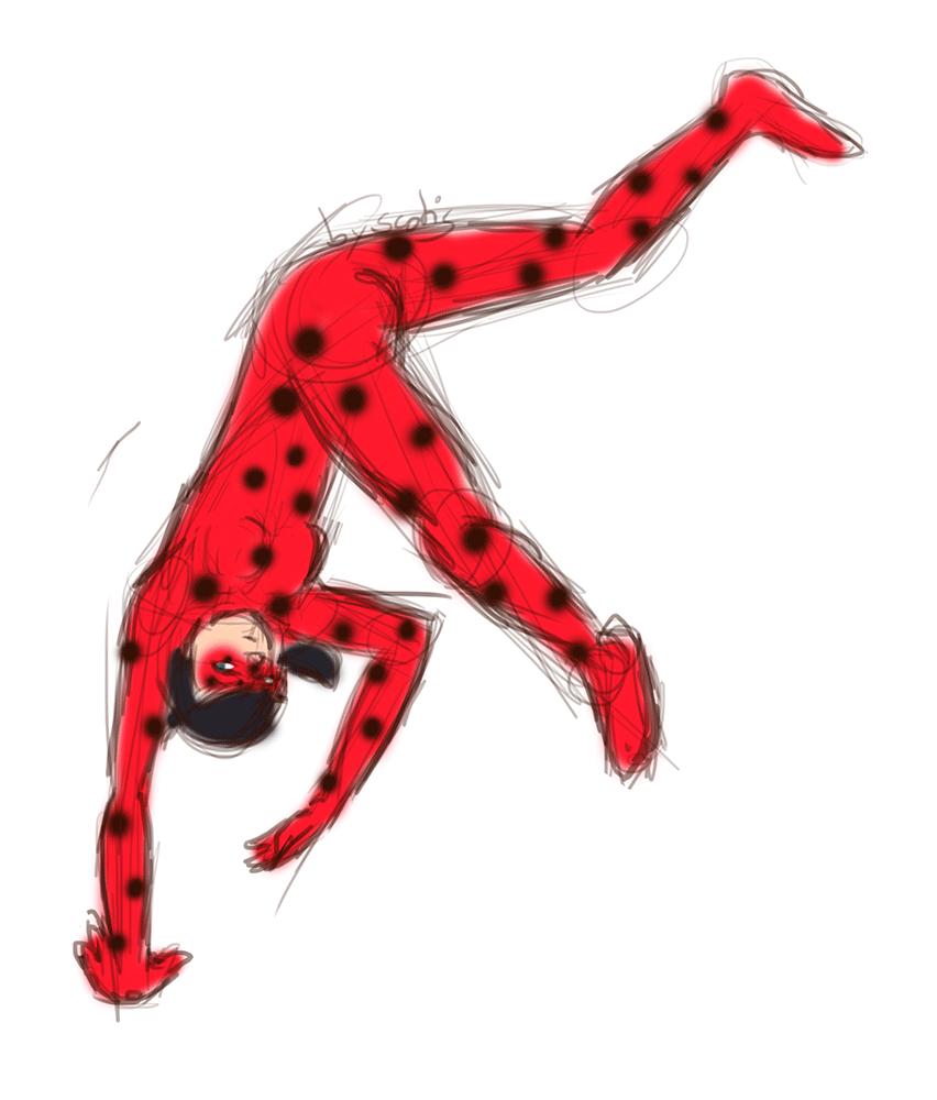 Dessin de Miraculous Ladybug par Scotis