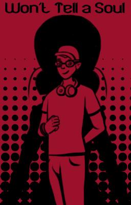 Fan-art d'une fanfiction par TheLastPilot qui parle de Miraculous Ladybug, Marinette, Nino et les autres (Won't tell a soul)