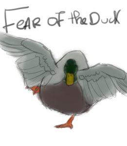 Fear of the duck / dark par Scotis
