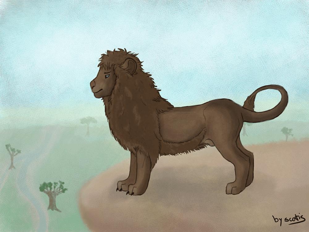 lion - majabu