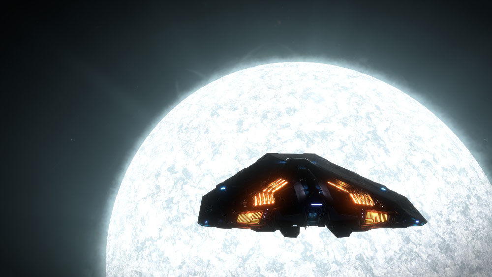 Screenshots d'Elite Dangerous