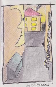 Illustration Scotis rue du rêve