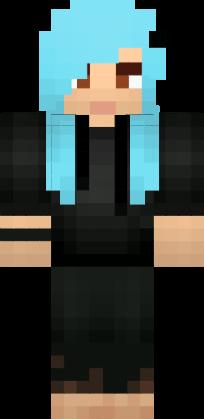 Skin de Scotis sur Minecraft