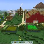 Ville Minecraft