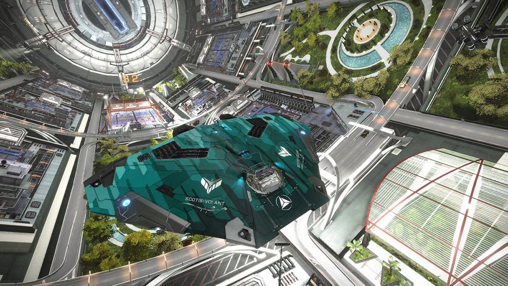 Cobra MK III Elite Dangerous