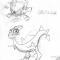 Créature (oublier le nom) et Dragodinde (Dofus)