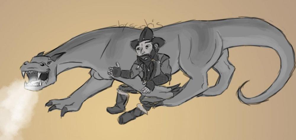 Nori (Le Hobbit) fan-art