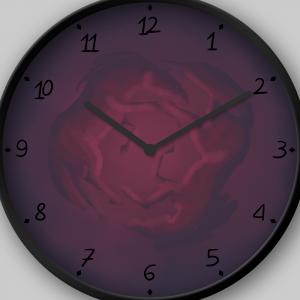 Croquis pour une future horloge