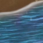 Peindre de l'eau