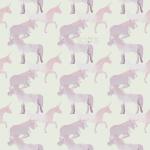 Motif de licorne